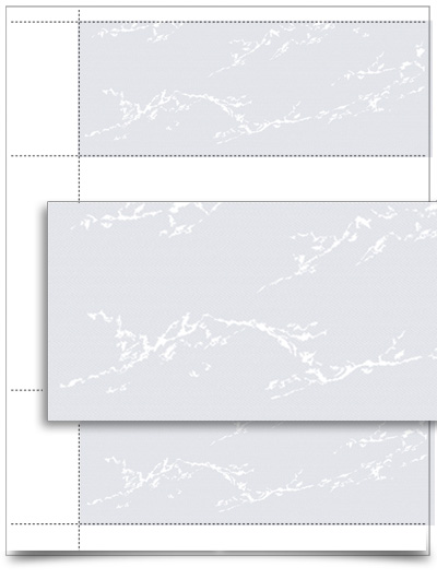 us blank check paper