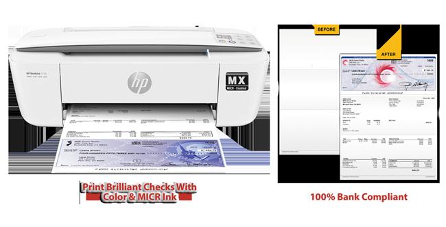 HP 3755MX Special - VersaCheck com