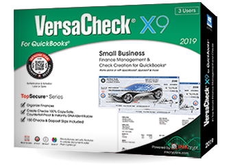 VersaCheck® X9 2019 for QuickBooks®