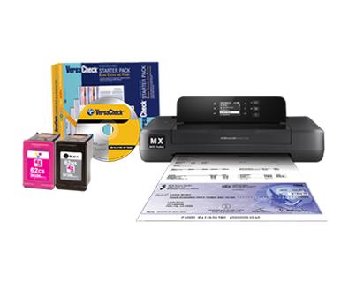 HP 200MX MICR Mobile Printer - VersaCheck com